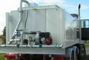 Eastern Plant Hire - Water cart for Hire Brisbane