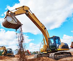 Excavator for Hire Brisbane
